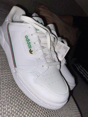Adidas Originals Sneakers met veters wit-groen
