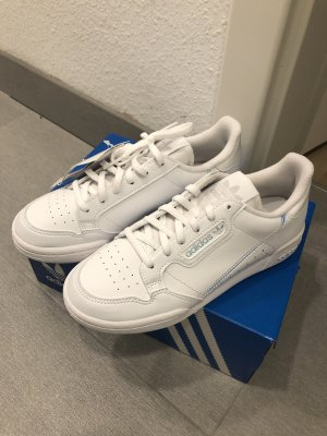 Adidas Lace-Up Sneaker white