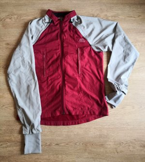 Adidas Sports Jacket grey-bordeaux