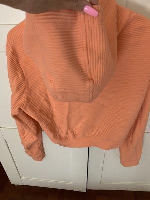 Adidas Originals Capuchon sweater neonoranje