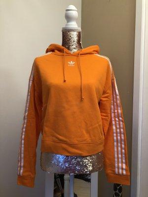 Adidas Jersey con capucha naranja