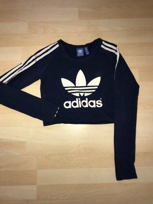 Adidas Camicia cropped multicolore