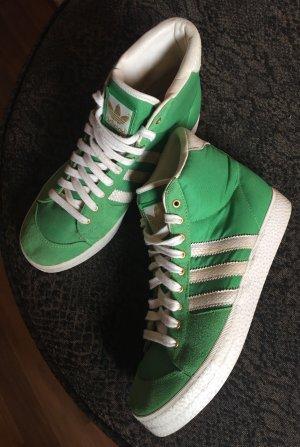 Adidas Dakota Sneaker Vintage Gr. 40 Vintage grün rar