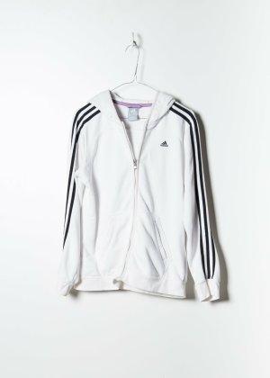 Adidas Damen Sweatshirt in Weiß