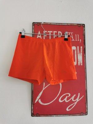 Adidas Damen Tennis Shorts W Bas Slip Panty Orange Größe 40 NEU