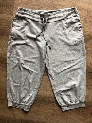 Adidas Pantalon 3/4 gris clair