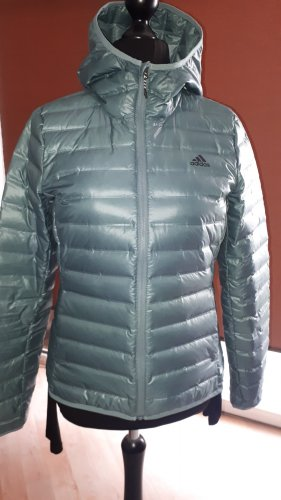 Adidas Down Jacket sage green