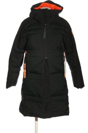 Adidas Daunenmantel schwarz Casual-Look