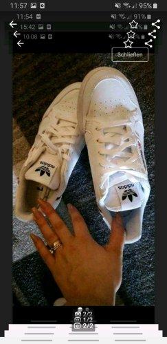 Adidas Originals Zapatillas altas blanco