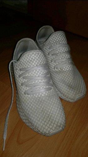 Adidas deerupt weiß