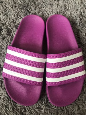 Adidas House Boots lilac-white