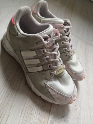 Adidas High Top Sneaker cream-mauve