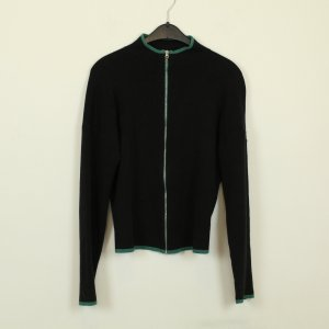 Adidas Cardigan black-petrol