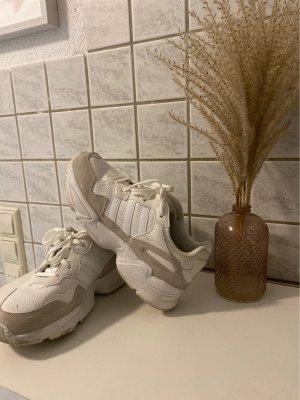 Adidas Instapsneakers wit-lichtgrijs