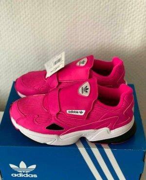 Adidas Zapatillas altas rosa