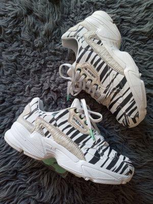 Adidas Falcon Sneaker 4 36 1/2 Zebra