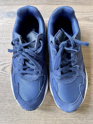 ADIDAS Falcon W NEU blaue Sneaker Turnschuhe