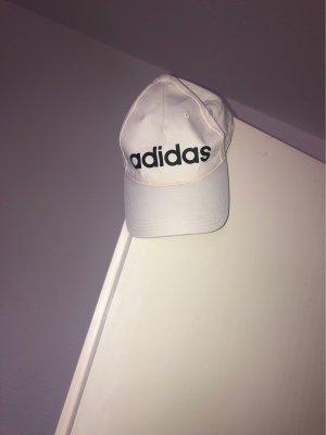 Adidas Originals Platte pet wit-zwart