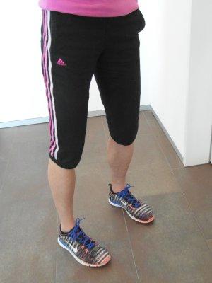 Adidas fitness tights sport hose Capri sweatpants XXS XS 32 34