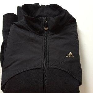 Adidas Fleece Jackets black