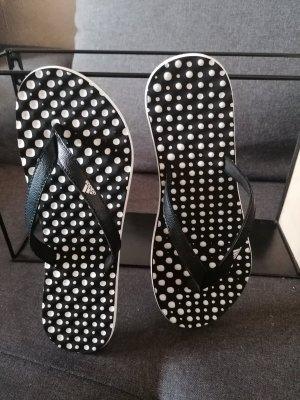 Adidas Originals Zapatillas deslizantes negro