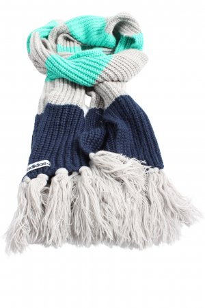 Adidas Fringed Scarf multicolored casual look