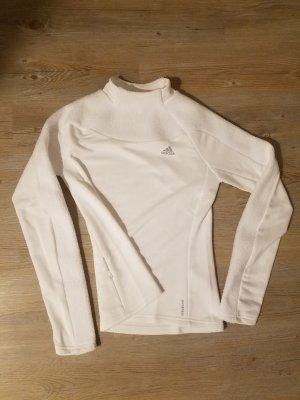 Adidas Camisa deportiva blanco Poliéster