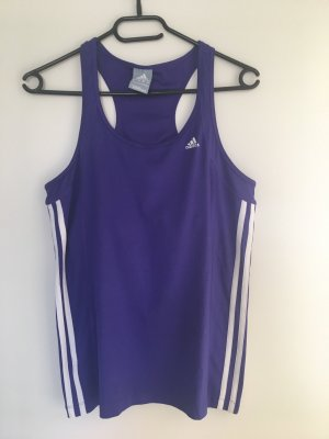 Adidas Sporttop donkerpaars