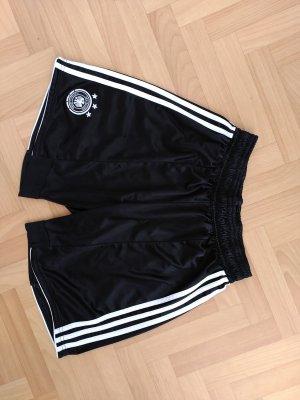 Adidas Pantalón corto deportivo blanco-negro