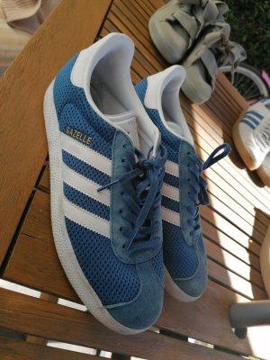 Adidas Gazelle blau netzoptik 402/3