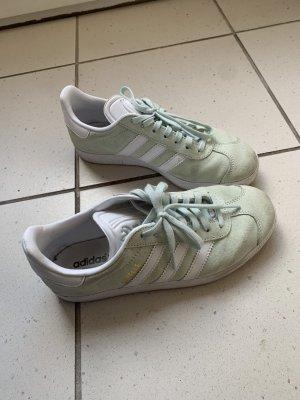 Adidas Zapatos de patinador verde pálido-menta