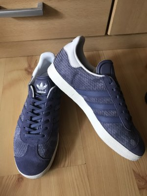 Adidas Originals Lace-Up Sneaker steel blue