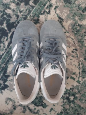 adidas gazelle sneaker in petrol