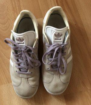 Adidas Gazelle - Sneaker low, soft Vision, Leichter LiLa Ton, 38