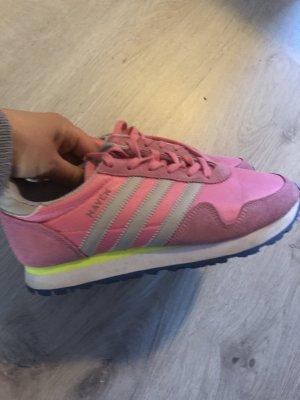 Adidas Originals Zapatilla brogue rosa