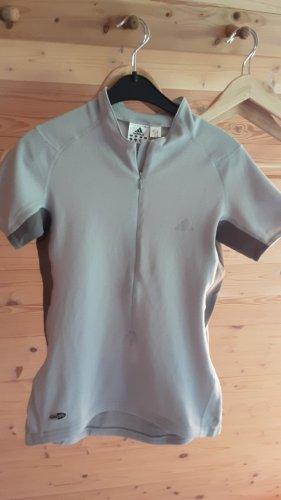 Adidas Sportshirt lichtgrijs-grijs