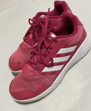 Adidas Sneakresy na obcasie malina