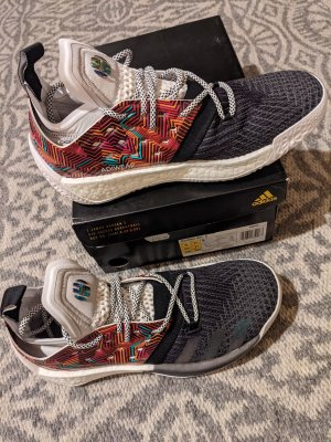 Adidas Harden Vol. 2 Boost - Summer Pack - Multicolour - Reflektion
