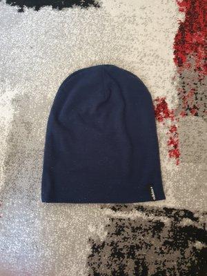 Adidas Czapka z tkaniny ciemnoniebieski