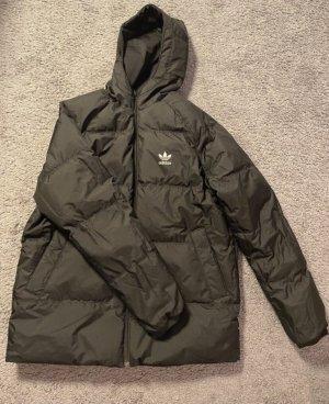 Adidas Omkeerbaar jack zwart-wit