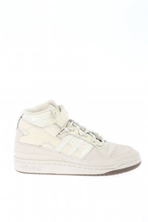 """Adidas High Top Sneaker """"IVP FORUM MID"""" natural white"""