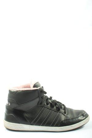 Adidas Basket montante noir style décontracté