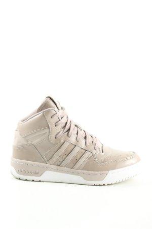 Adidas High Top Sneaker creme Casual-Look