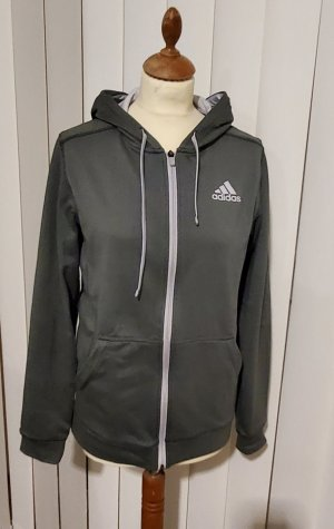 Adidas Short Jacket light grey