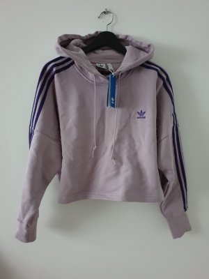 Adidas Hooded Sweater purple-lilac