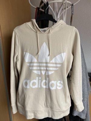 Adidas Hoodie beige
