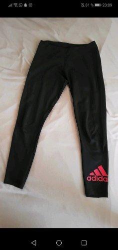 Adidas Sportbroek zwart-magenta