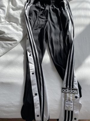 Adidas Sweat Pants black-white cotton