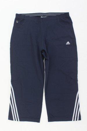 Adidas Hose blau Größe 40