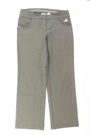 Adidas Hose Größe 38 braun aus Polyester